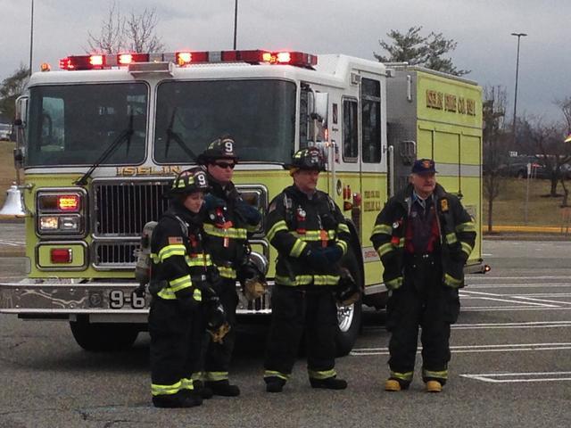 Iselin Volunteer Fire Company #1 - District 9