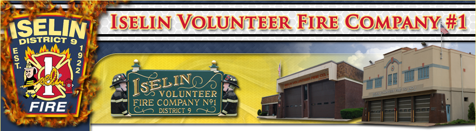 Iselin Volunteer Fire Company Logo